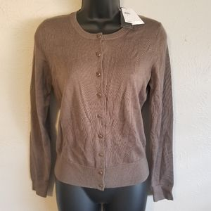 NWT BANANA REPUBLIC CARDIGAN